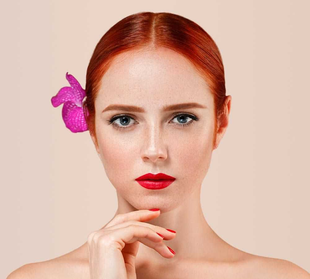 Brautfrisur Mit Roten Haaren Schone Ideen Modekreativ Com Brautfrisur Klassische Frisuren Lockige Haare Schneiden