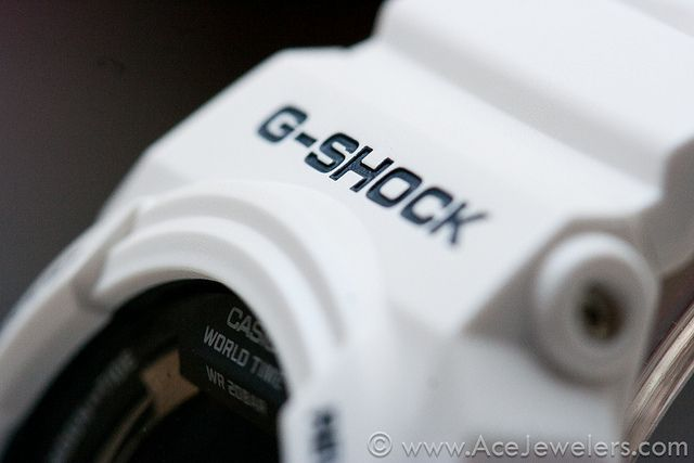 Casio G-Shock In4mation GLX-150X-7ER by #acejewelers, via Flickr