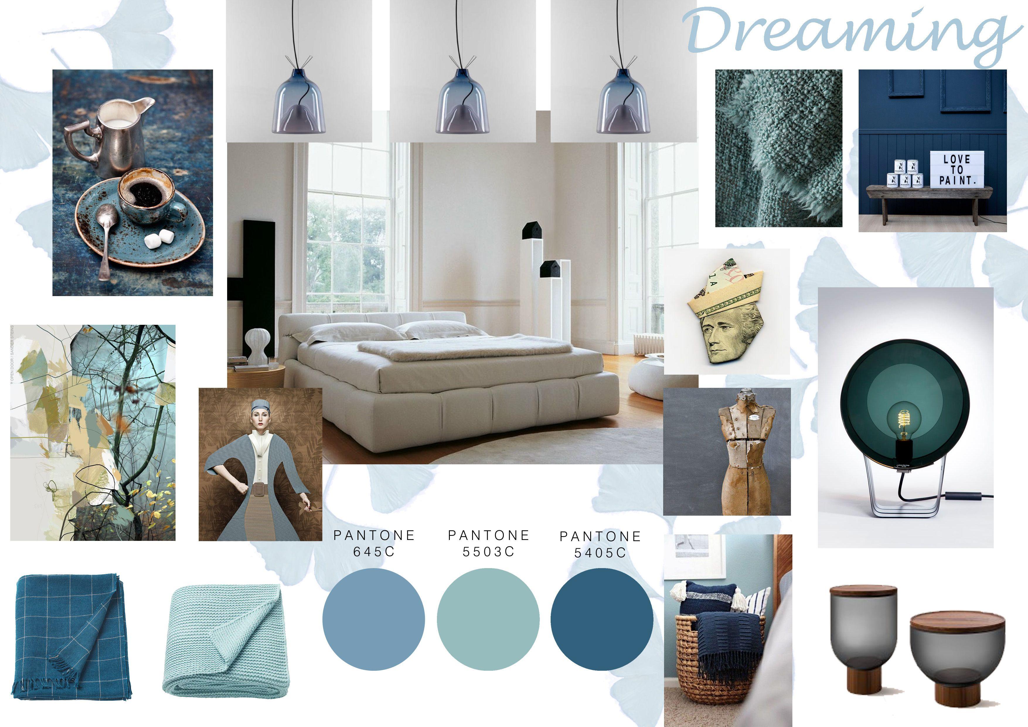 Moodboard camera da letto: come rinnovare la stanza con i ...