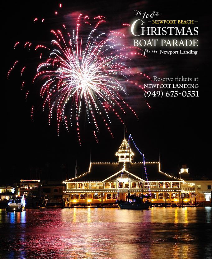 San Juan Christmas Boat Parade 2020 Make the holidays bright and take the family to see the Newport