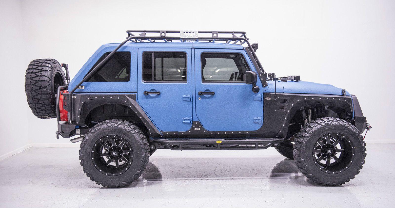 Jeep Wrangler Unlimited Sport Sport Utility 4 Door | eBay
