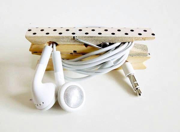 Kopfhörer-Verstau-Möglichkeit