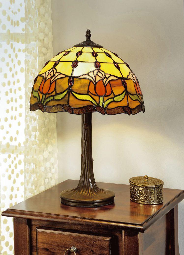 Schön Tiffany Leuchte, 1 Flammig   Lampen U0026 Leuchten   Wohnen | BADER