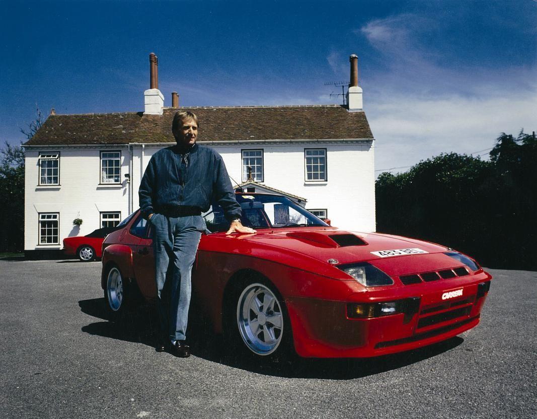 Porsche 924 Carrera Gts Derek Bell Top 10 Car List Pinterest