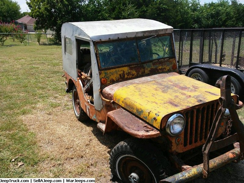 1941 Willys Mb 3 Military Jeep Willys Jeep Parts For Sale