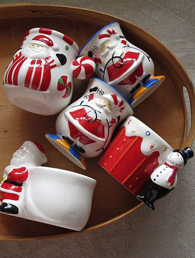 Noel cocottes