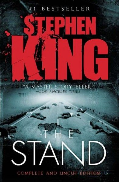 The Stand Movie To Conclude 8 Part Showtime Miniseries Stephen King Books King Book Stephen King
