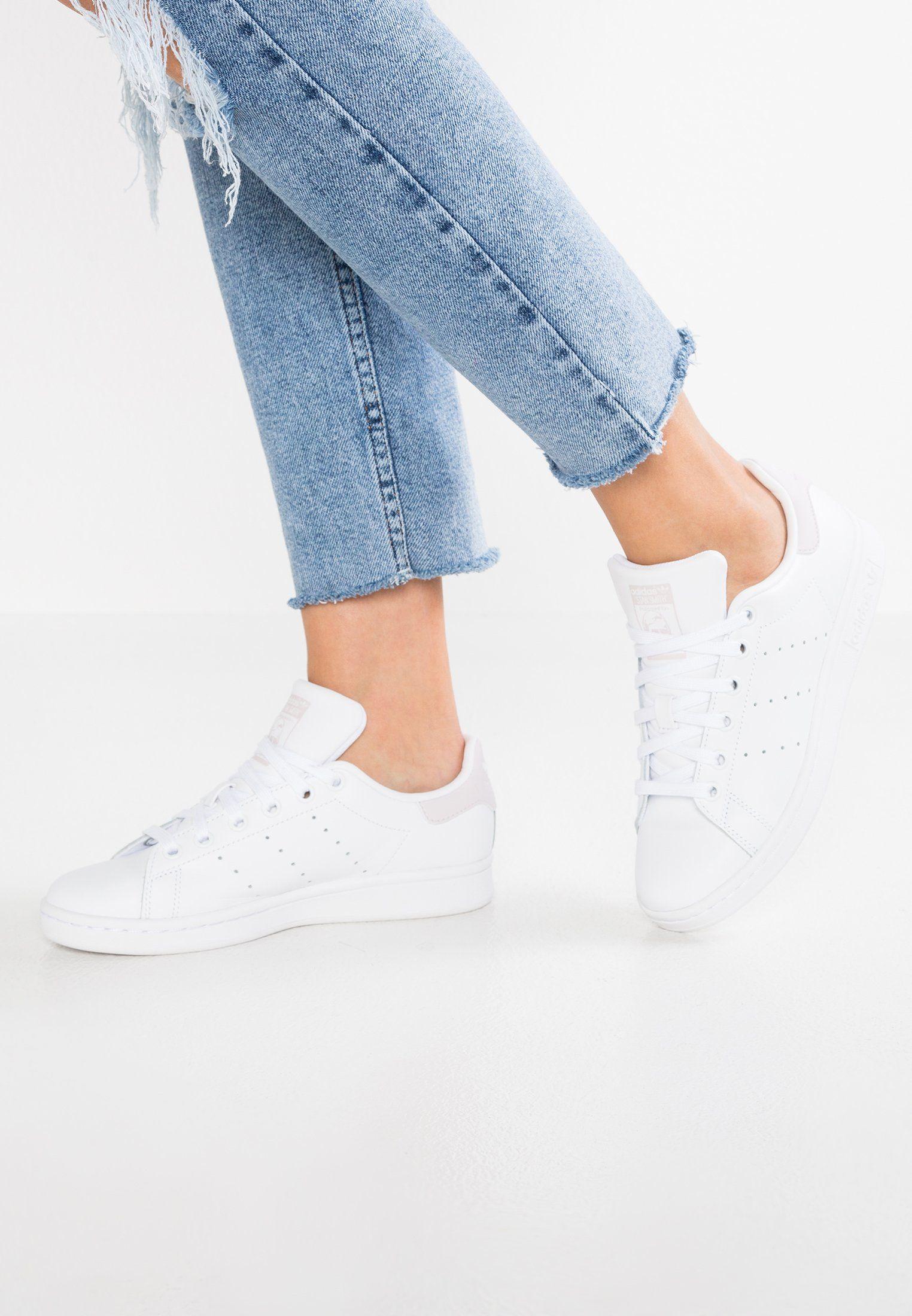miglior servizio fb475 446ee adidas Originals STAN SMITH - Joggesko - footwear white ...