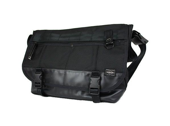 Touzainanbokuya Rakuten Global Market Black Yoshida Kaban Porter Heat Messenger Bag L Po Ta