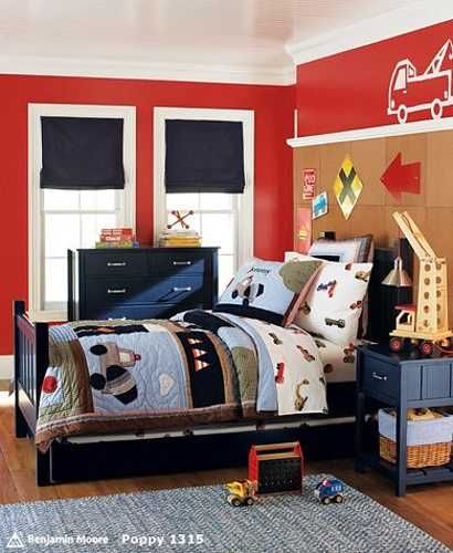 Personalizing Boys Bedrooms With Decorating Themes, 22 Boy