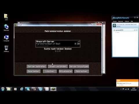Minecraft Tutorial Lan Server Erstellen Httpdancedancenowcom - Minecraft server erstellen