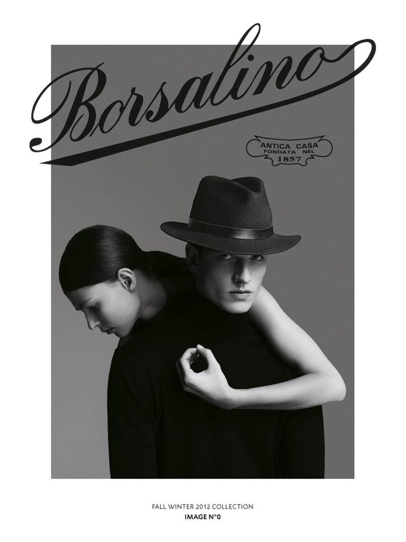 Borsalino FW 12/13 campaign