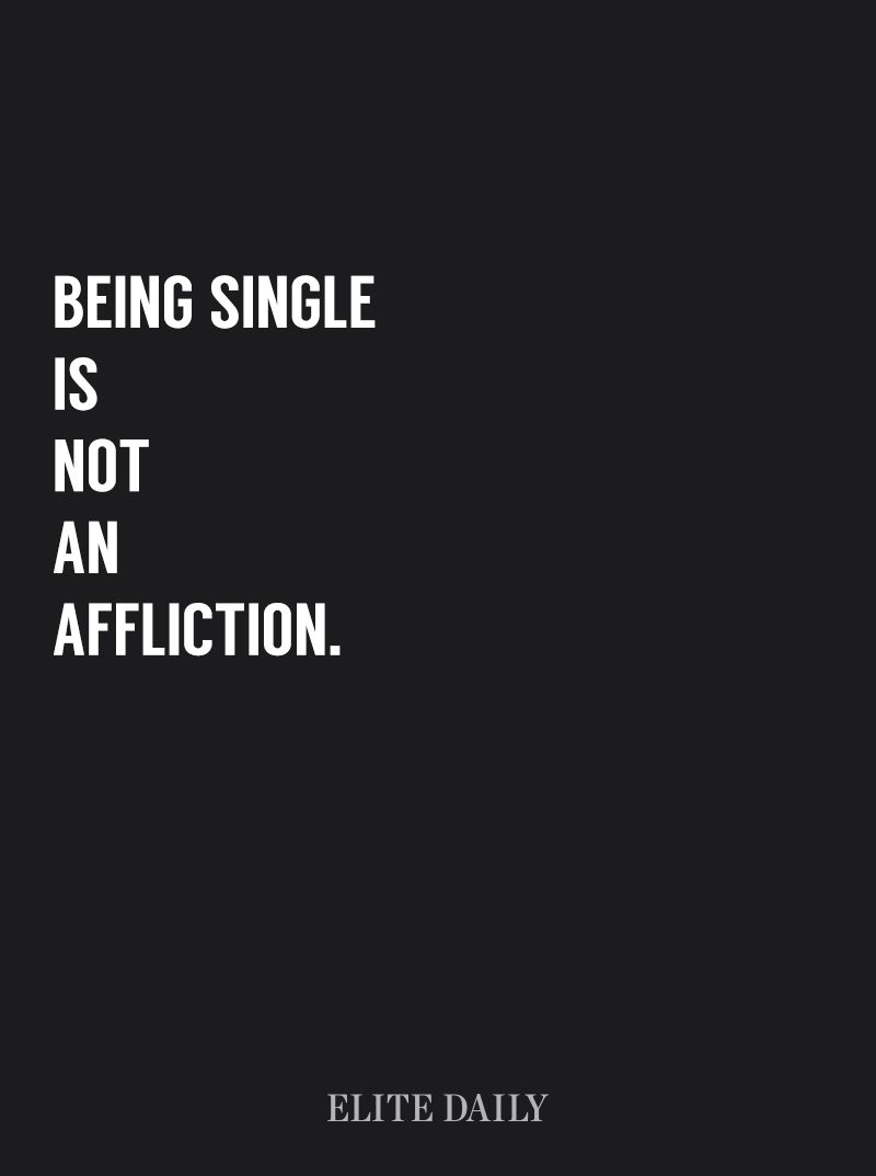 tired to be single dating