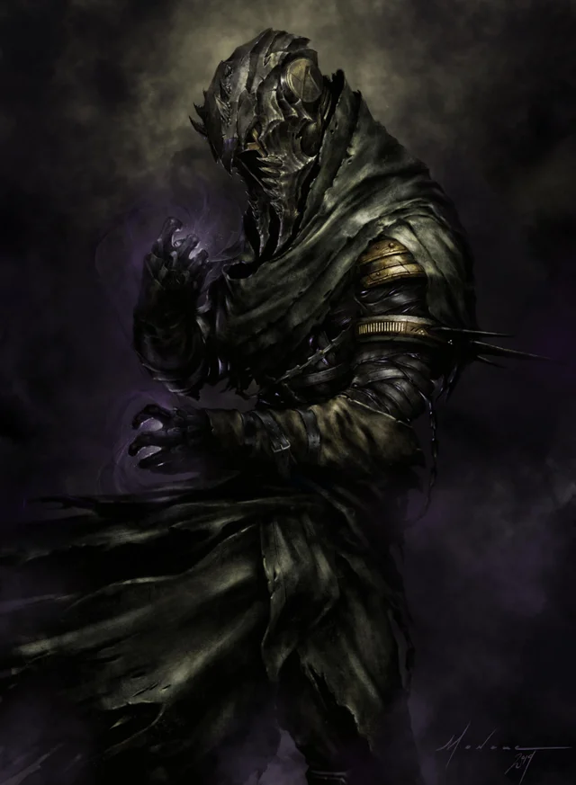 reddit the front page of the Dark fantasy art