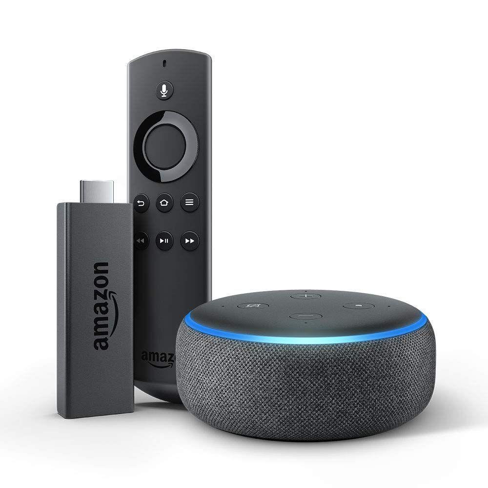 Save 20 on Echo Dot 3rd Generation Bundle on Amazon (reg