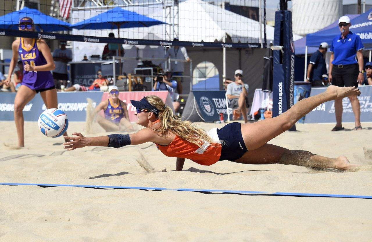 How Athletes Punish Themselves Athlete Beach Volleyball Indoor Sports Games
