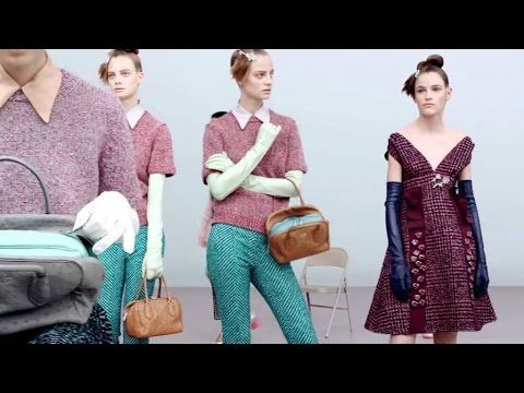 PRADA The Best of 2015 / 2016 by Fashion Channel