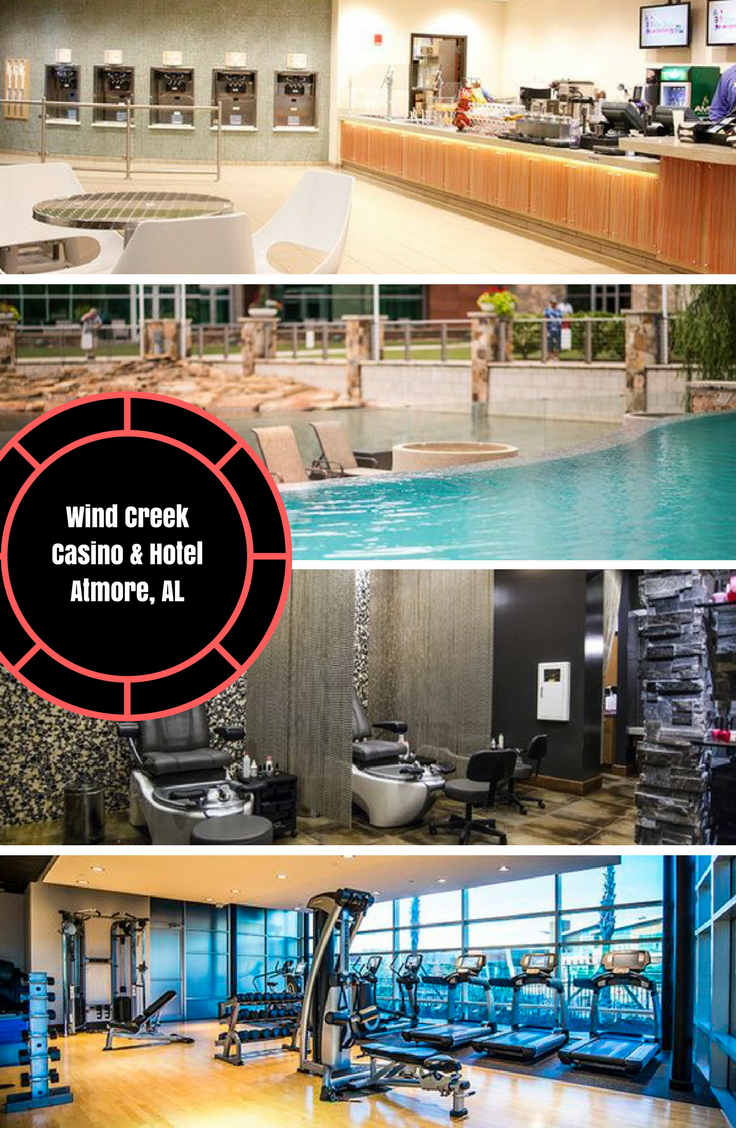 Wind Creek Casino & Hotel Atmore (With images) Casino