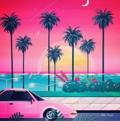Miami Honda: Phone & Desktop Wallpaper
