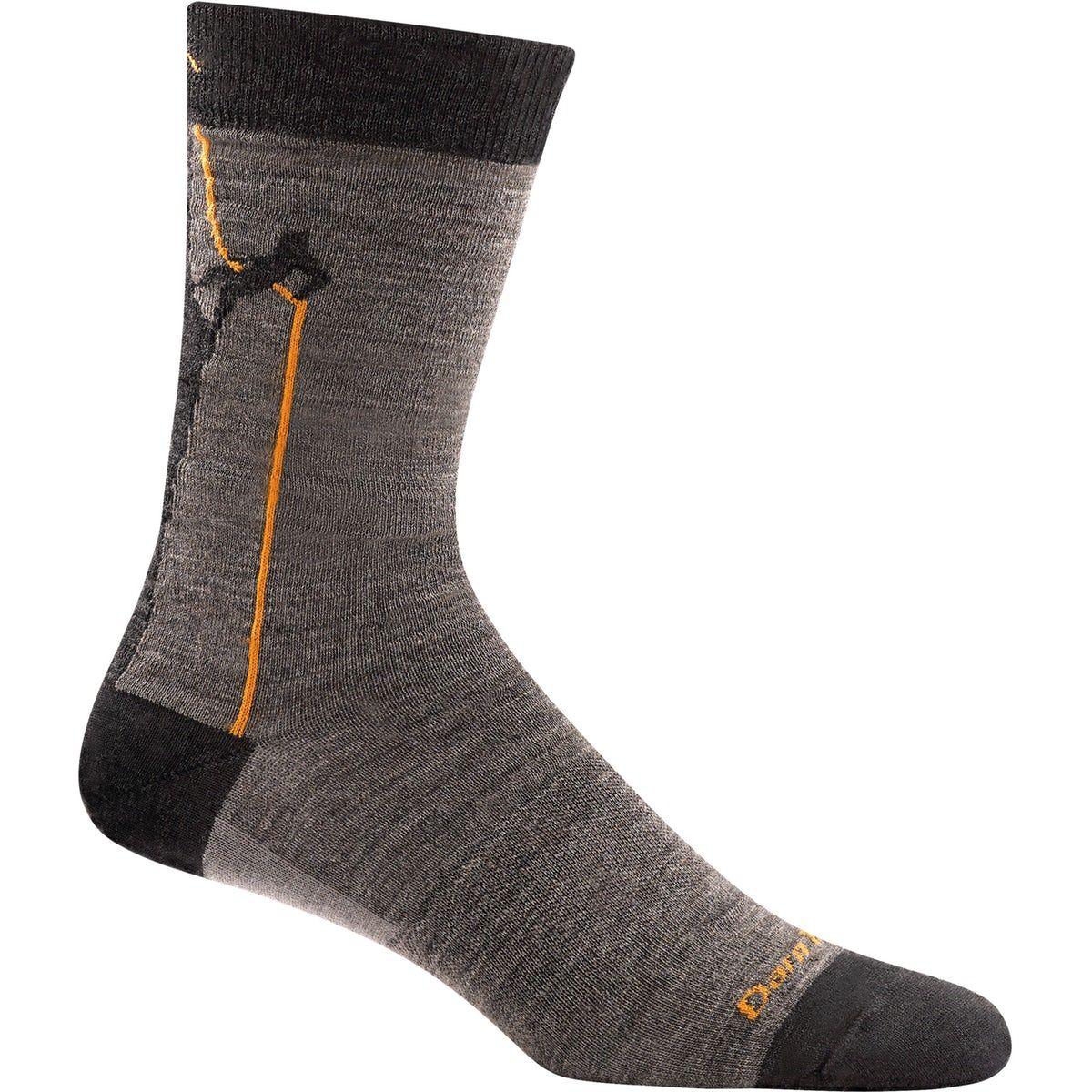 Darn tough climber guy crew socks unisex mec mens
