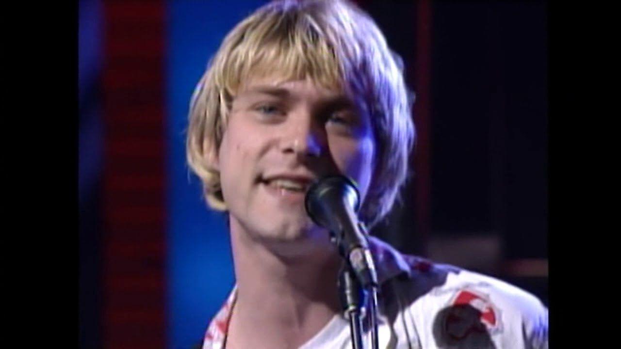 Nirvana Lithium Live At The Mtv Video Music Awards 1992 Hd Mtv