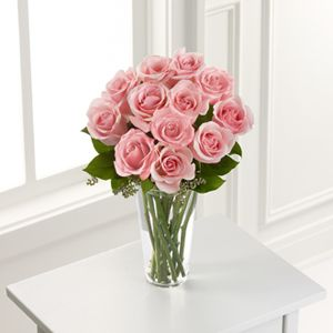 Mothers Day is in two weeks Dont forget mom Pink roses are one