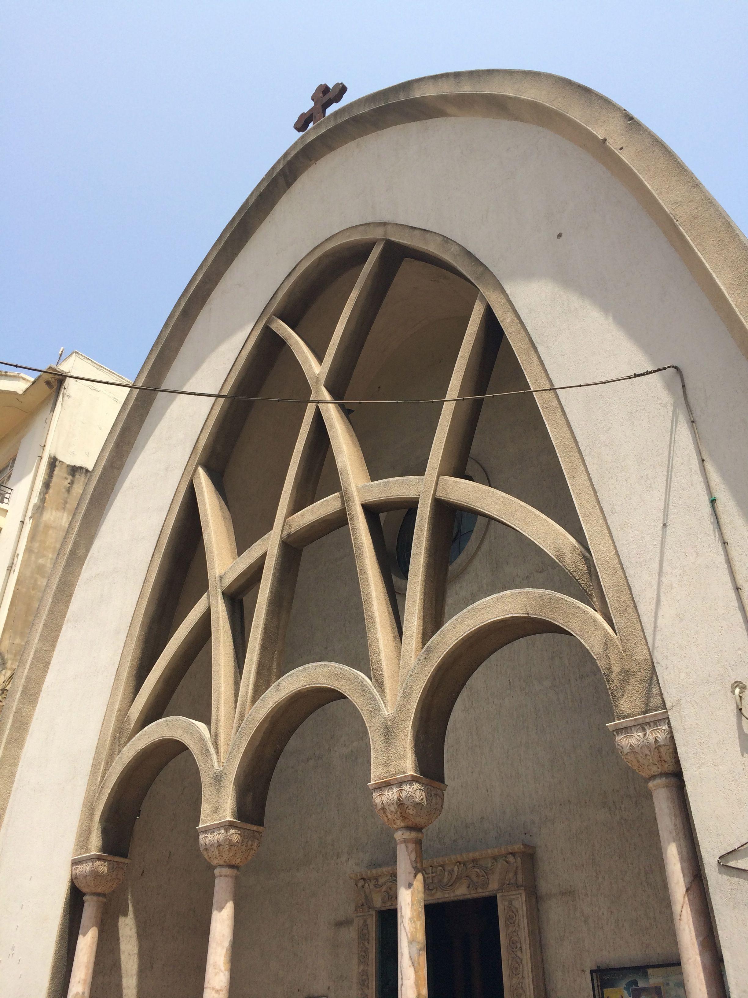 Church // Beirut // Lebanon // Architecture