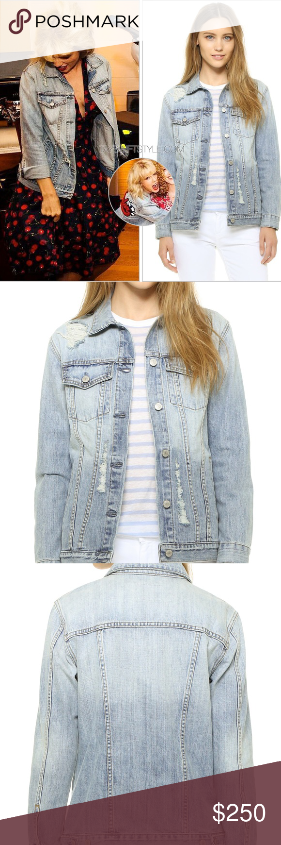 Nwot Rails Knox Denim Jacket Aso Tay Swift Small Up For Sale Is A New Without Tags Rails Knox Faded Wash Denim Jacket Si Denim Fashion Clothes Design Fashion [ 1740 x 580 Pixel ]