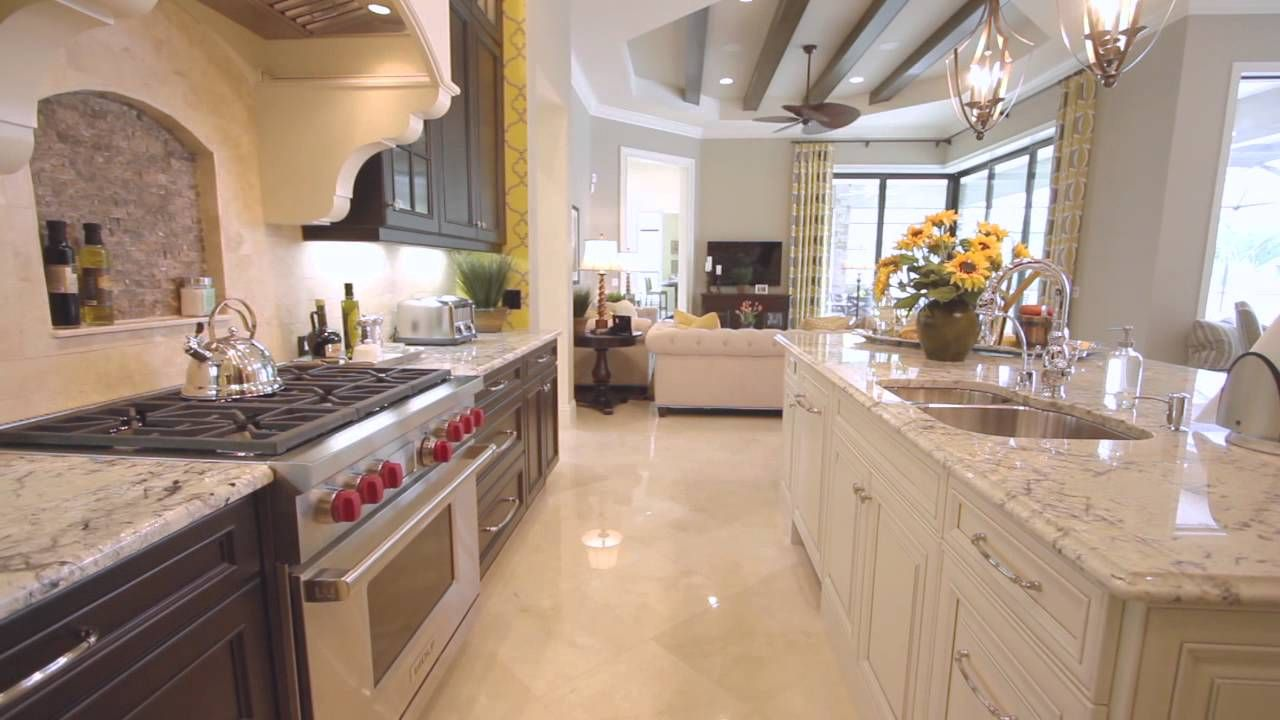 Florida luxury homes the barbados ii in highfield has - Interior designers lakewood ranch fl ...