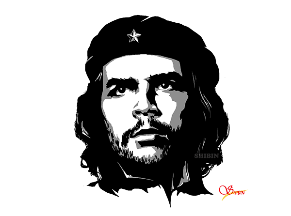 Che Guevara(Digital painting)