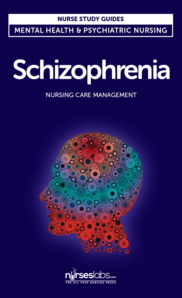 Schizophrenia Nursing Care and Management  Schizophrenia refers to a group of severe, disabling psychiatric disorders marked by withdrawal from reality, illogical thinking, possible delusions and hallucinations, and emotional, behavioral, or intellectual disturbance.