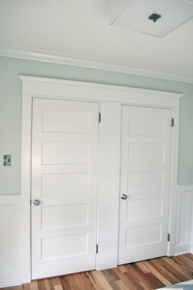 Our Door Doors Interior Craftsman Interior Remodel Bedroom