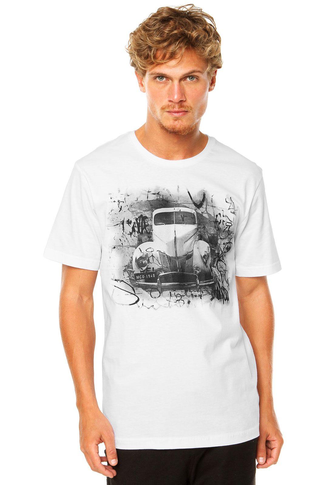 Camiseta MCD Branca - Compre Agora  05e6140dc16