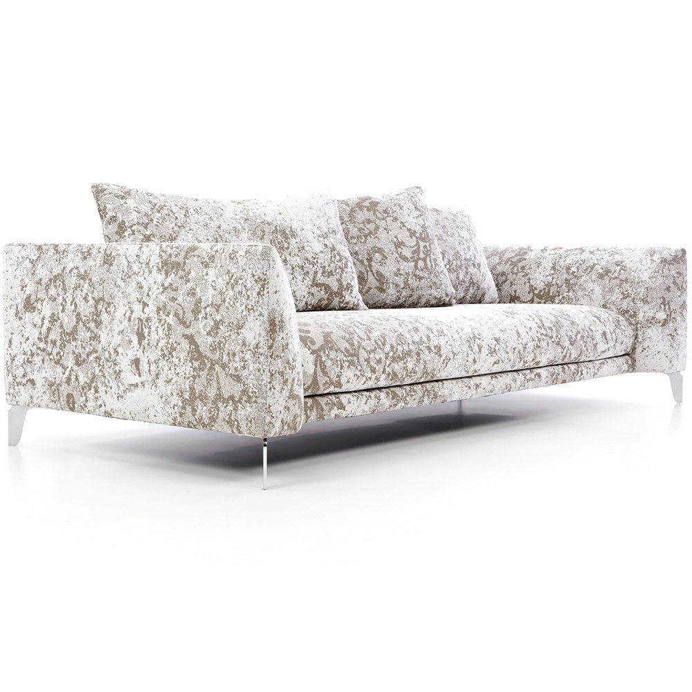 Sofa BedSleeper Sofa Moooi Canvas Sofa Jacquard Fresco With Cushions