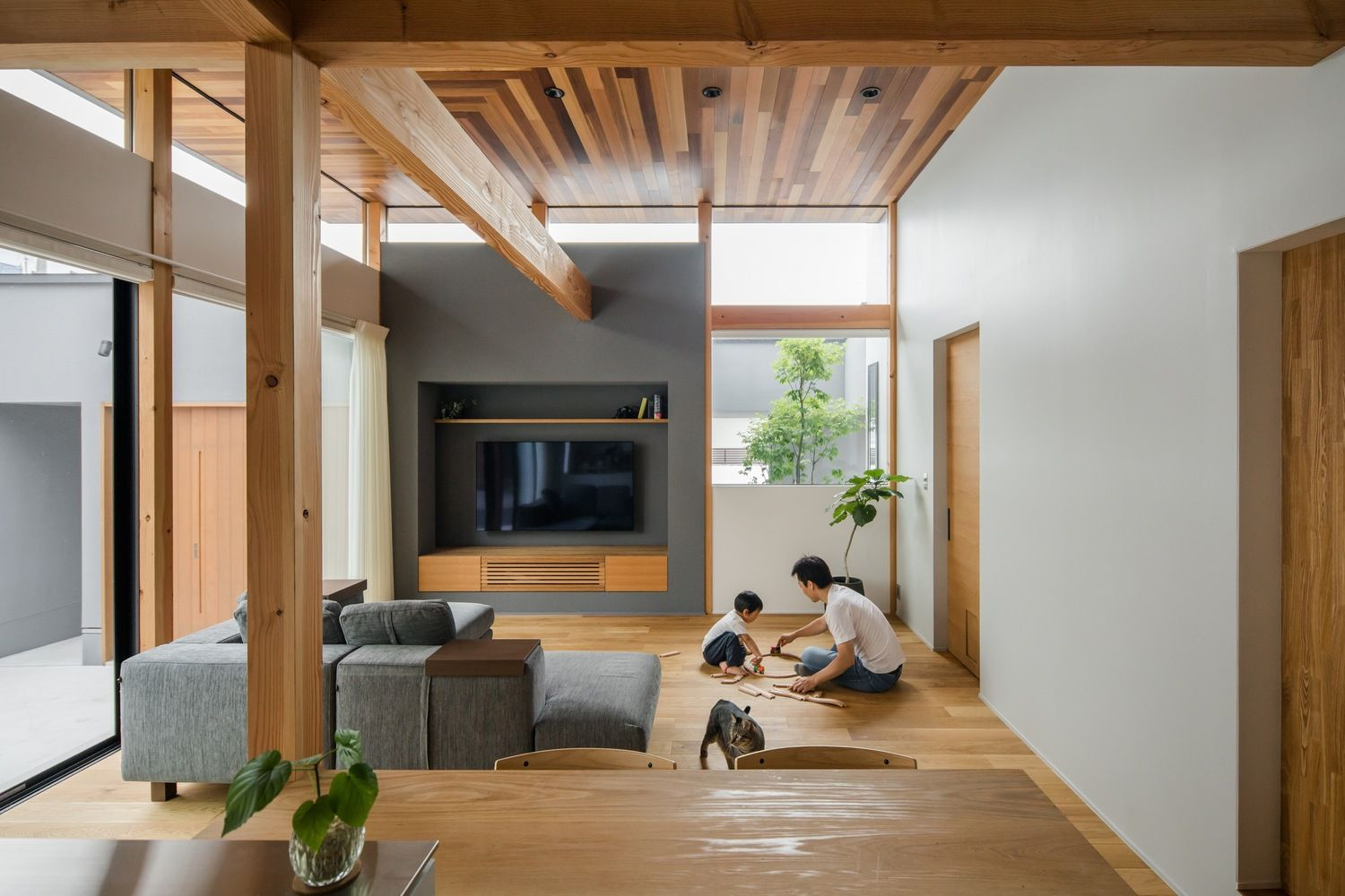 Gallery Of Kamikasa House Alts Design Office 14