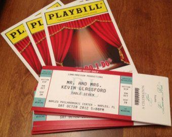 Broadway Show Theater Wedding Bat Mitzvah Bar Mitzvah by itcoa