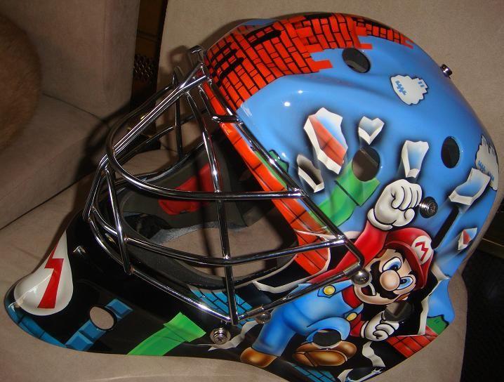 Promasque Real Customer Reviews Testimonials Goalie Mask Field Hockey Goalie Goalie