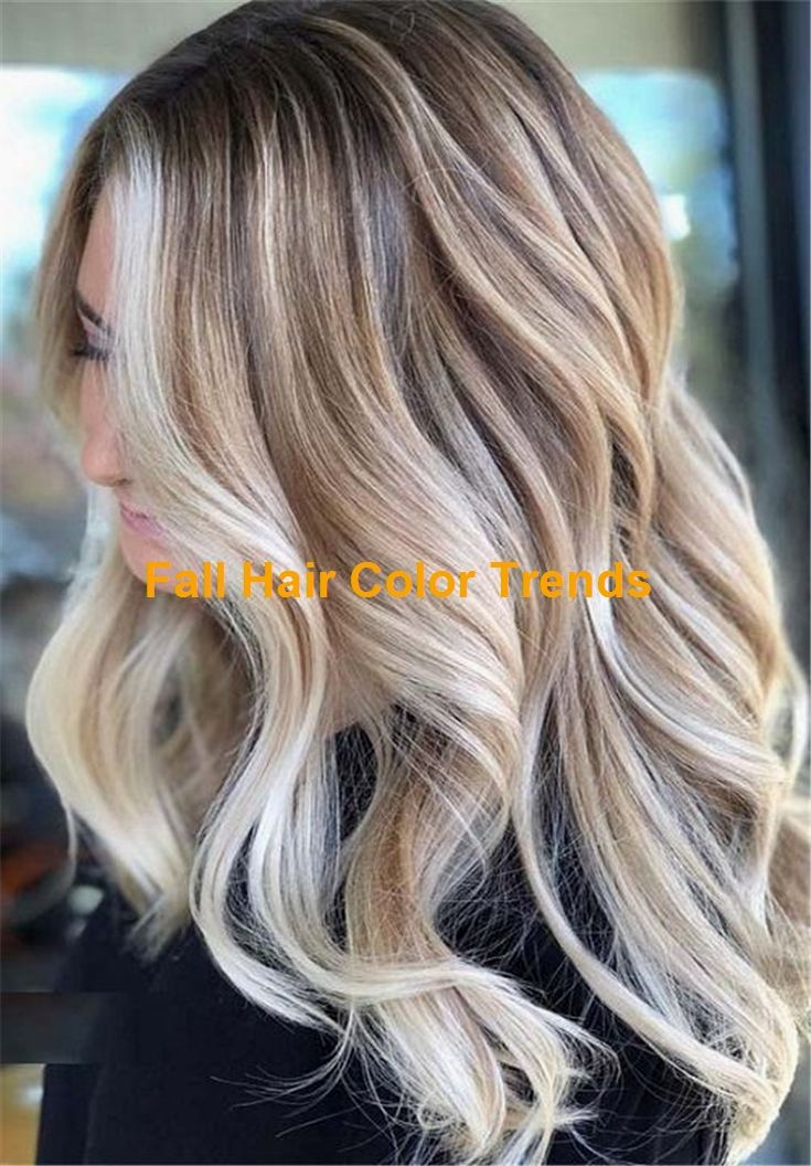 40 Stunning Balayage Hair Color Ideas For Your… #fallhaircolorforbrunettes