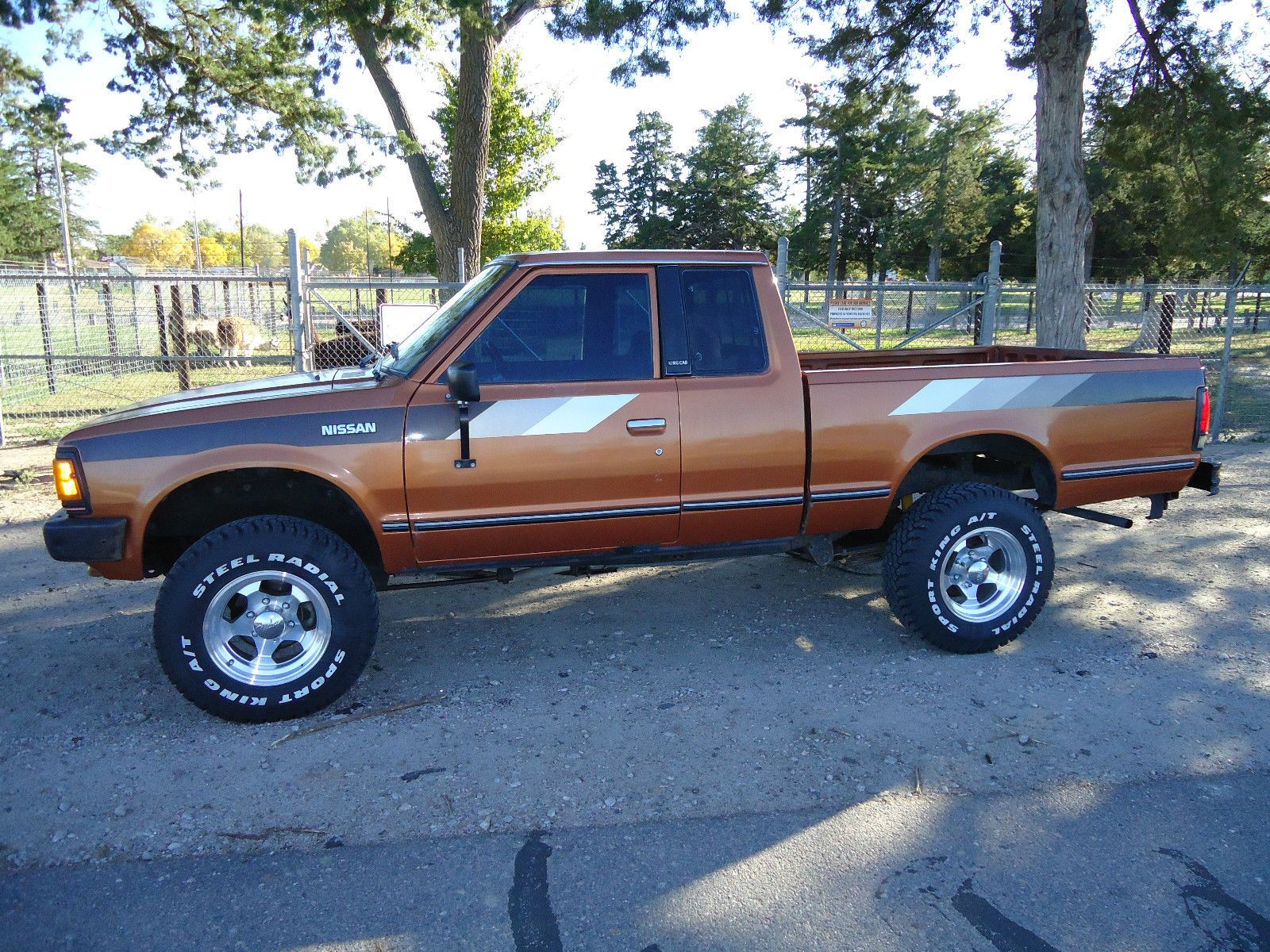 Nissan other deluxe extended cab pickup 2 door
