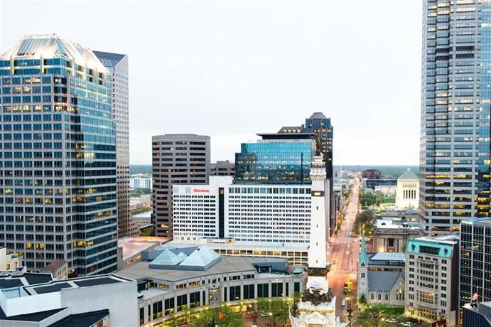 Hotel Deal Checker Sheraton Indianapolis City Centre Hotel With