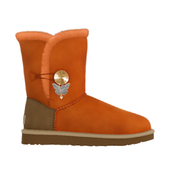 Check out the custom product I created with UGG By You.