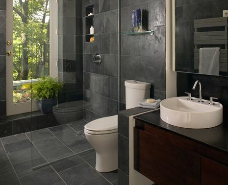 Small Bathroom Styles you've got to see this: 30 small bathrooms that are big in style