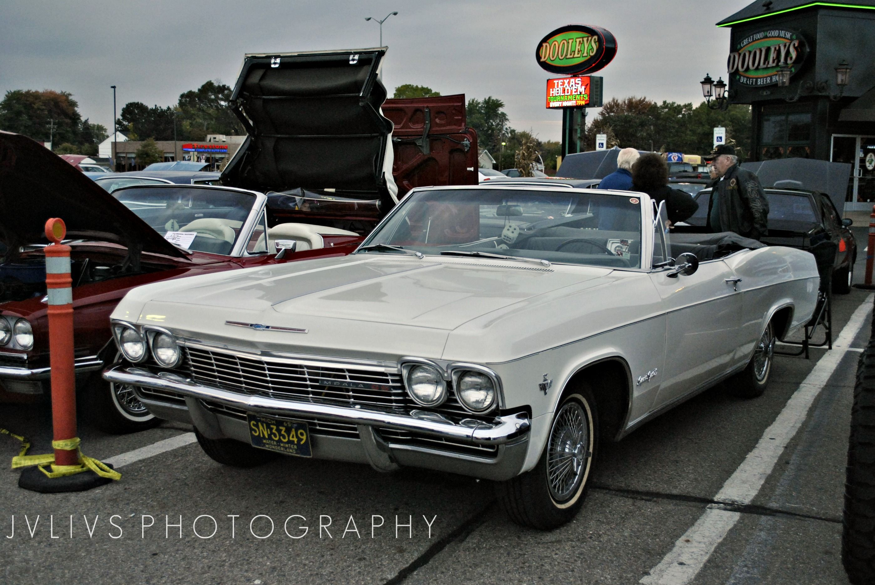 1965 Chevy Impala this year this color but not an SS This