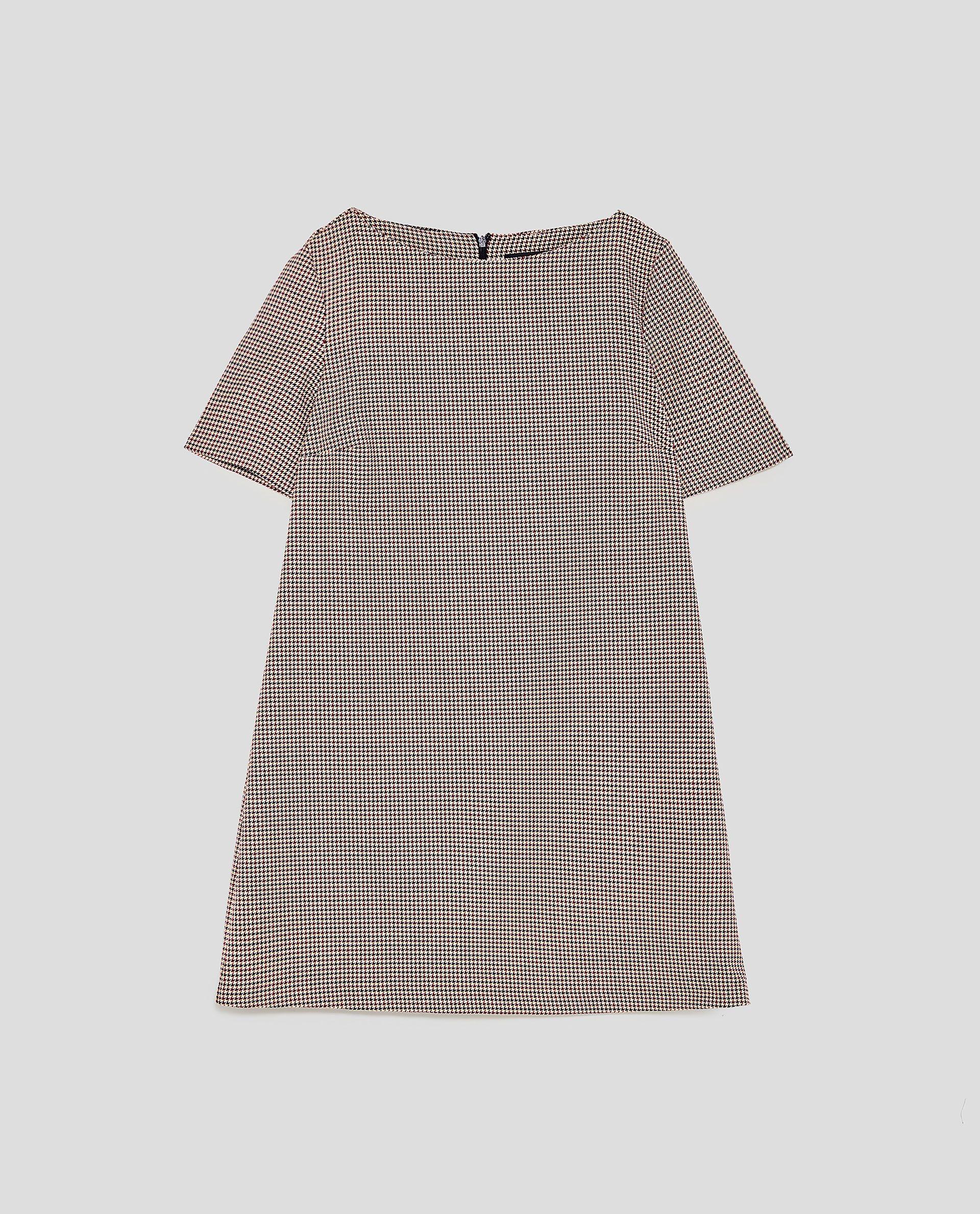 Image 8 of MINI DRESS from Zara | haljine | Pinterest | Mini dresses ...