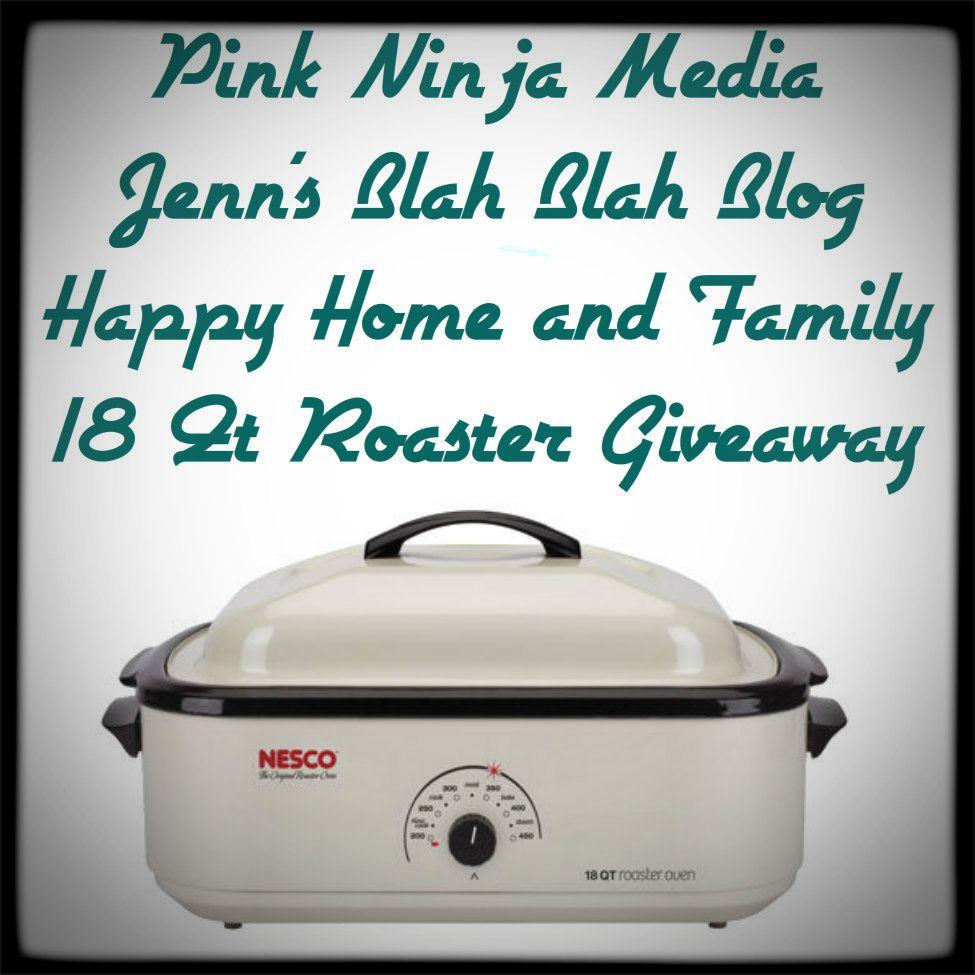 HUGE 18 Qt Oven Roaster #Giveaway via @Jenn Worden #sweepstakes ...