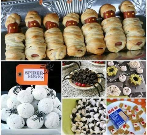 Recetas para Halloween. Más ideas en... http://www.1001consejos.com/recetas-para-halloween/