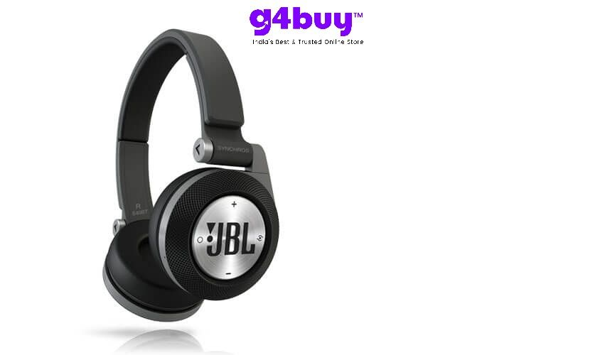 Best Jbl Headphones Online Jbl Synchros E40bt Black Bluetooth On In Ear Headphones Buy Headphones Headphones