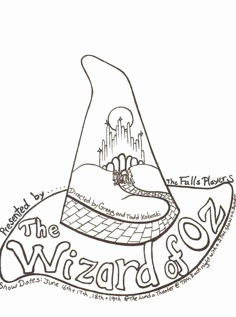 Wizard Of Oz Coloring Book Elegant Monkeys From Wizard Of Oz Coloring Page Wizard Of Oz T Shirt Des Wizard Of Oz Color Wizard Of Oz Tattoos Lion Coloring Pages