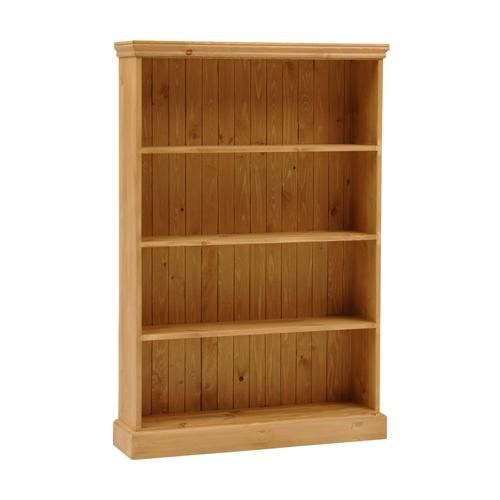 Dorchester Pine Extra Wide 5ft Bookcase