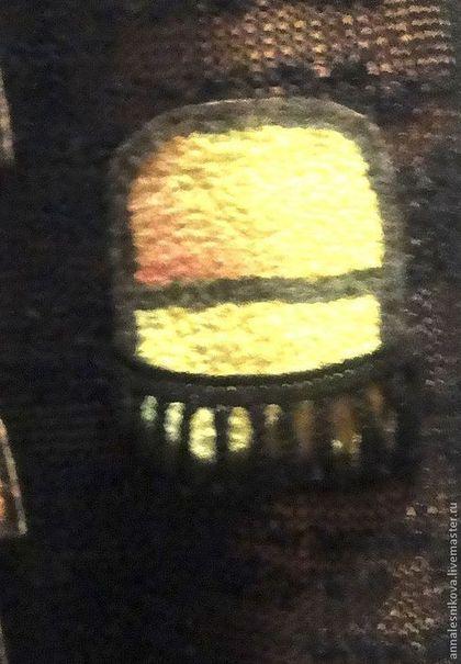 """Платья ручной работы. Платье """"Ночные окна Хундертвассера"""". Анна Лесникова         Luxury style. Ярмарка Мастеров. Ганпи, платье коктейльное"""
